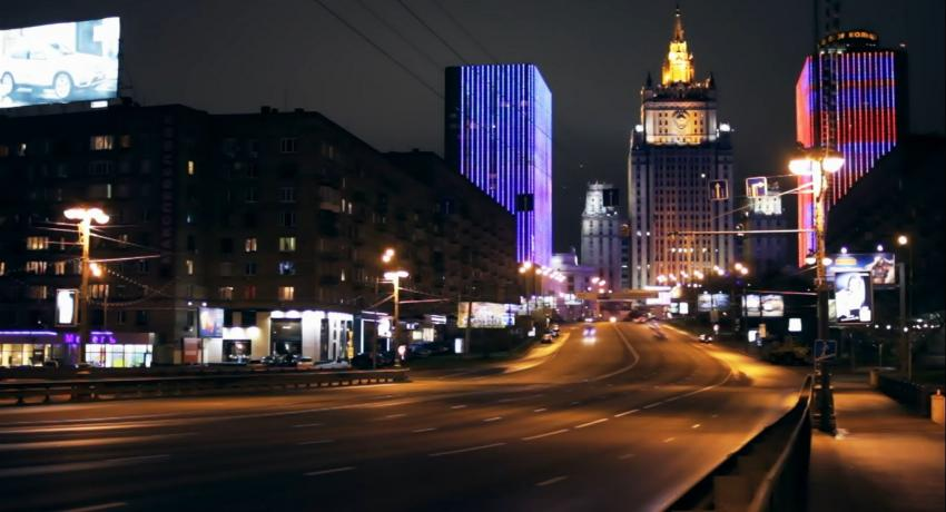 Moscow Midnight