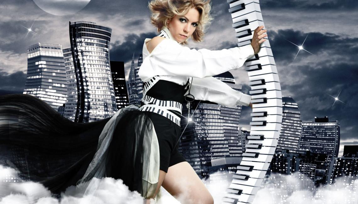 Olga Stankevich - CD Piano And The City. Dreamway